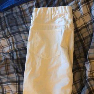 White jeans Levi Strauss